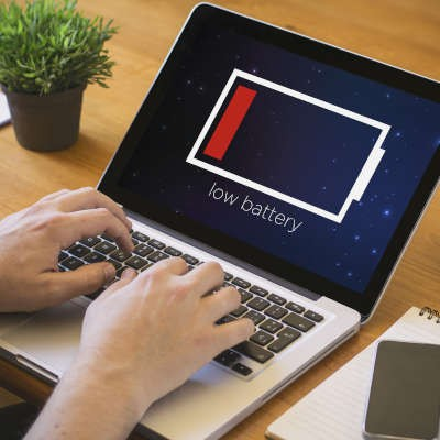 Tip of the Week: Laptop Battery Best Practices