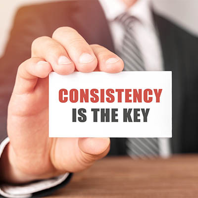Building Trust in Business with a Consistent Approach